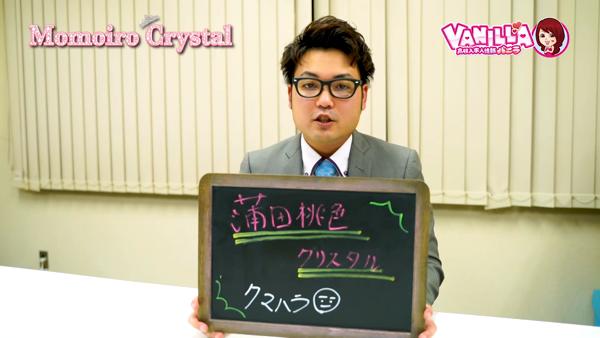 蒲田桃色クリスタルのバニキシャ(スタッフ)動画