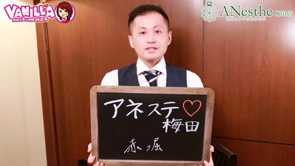 ANesthe(アネステ)梅田店のバニキシャ(スタッフ)動画