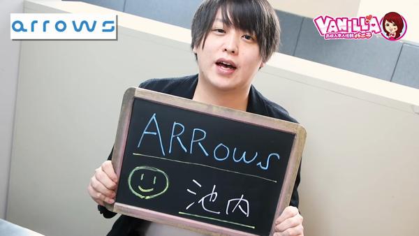 ARROWSのスタッフによるお仕事紹介動画