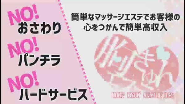 胸きゅんエステ梅田店の求人動画
