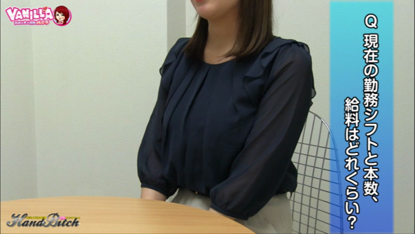 HAND BITCHのバニキシャ(女の子)動画