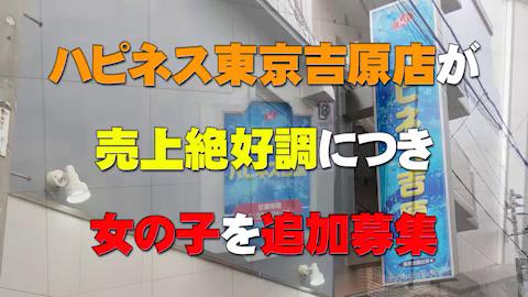 ハピネス東京 吉原店(ハピネスグループ)のお仕事解説動画