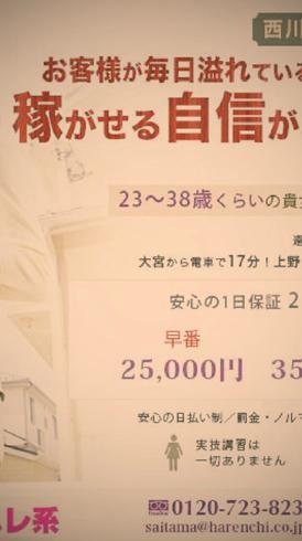 彩タマンサ (埼玉ハレ系)のお仕事解説動画