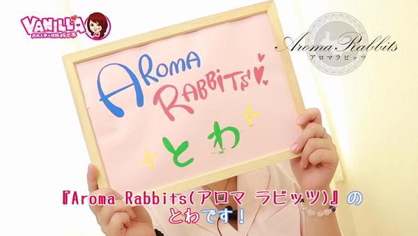アロマ Rabbitsに在籍する女の子のお仕事紹介動画