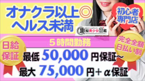 黒髪美少女図鑑のお仕事解説動画