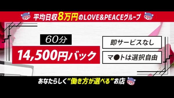LOVE&PEACE DELUXEのお仕事解説動画