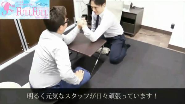 フルフル60分10000円(RUSHグループ)のお仕事解説動画
