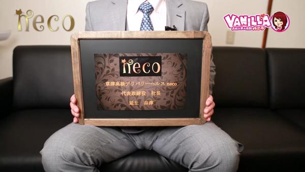 necoのバニキシャ(スタッフ)動画