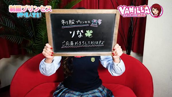 制服プリンセスに在籍する女の子のお仕事紹介動画