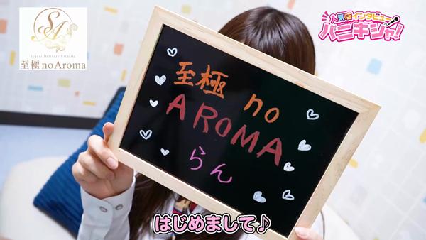 至極 no AROMAに在籍する女の子のお仕事紹介動画