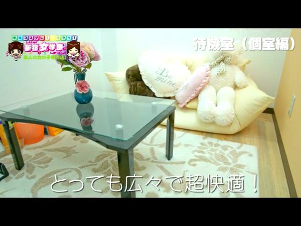 イメージヘルス「新宿女学園」の求人動画