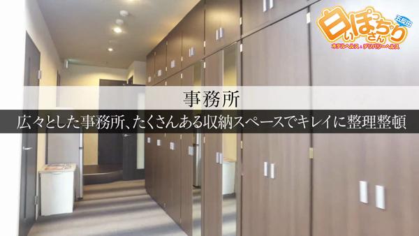 白いぽっちゃりさん 五反田店のお仕事解説動画