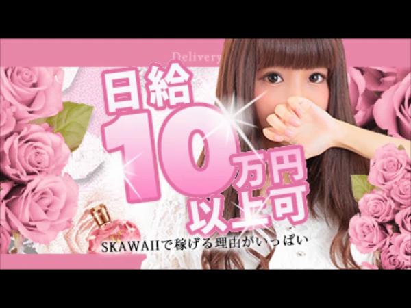 Skawaii(エスカワ)京都店の求人動画
