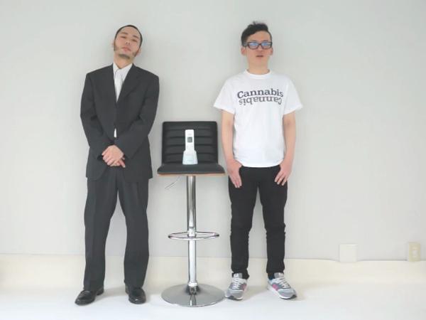 上野添い寝女子のお仕事解説動画