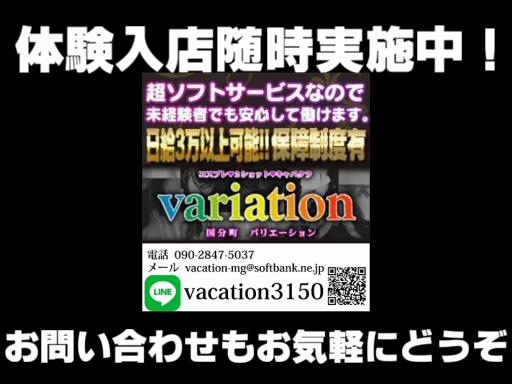 Variationのお仕事解説動画