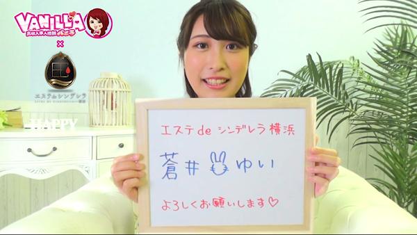 エステdeシンデレラ 横浜のバニキシャ(女の子)動画
